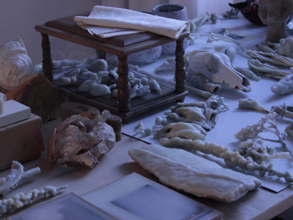barbara wagner atelier rchiv bienenwachsarbeiten